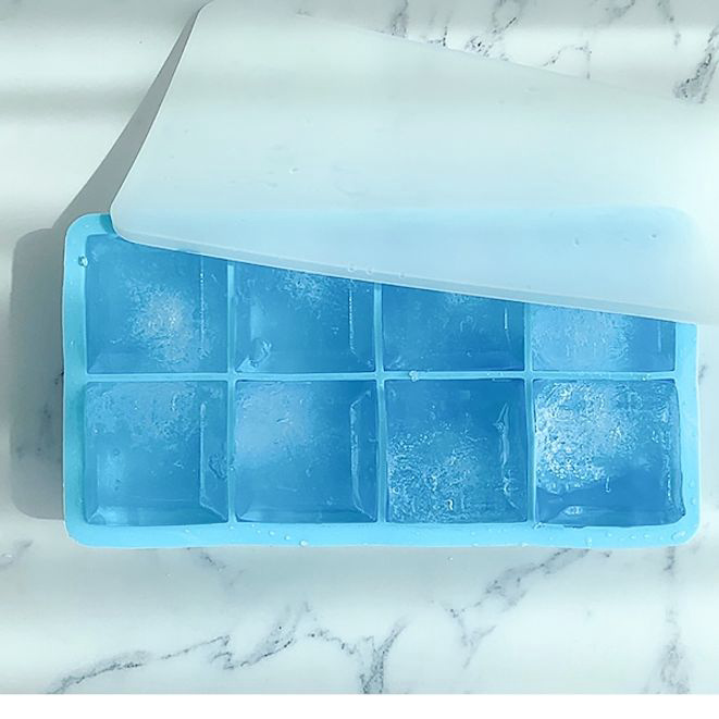 여름 필수 아이템 얼음틀 사각 8구